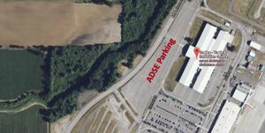 ADSE Parking Map